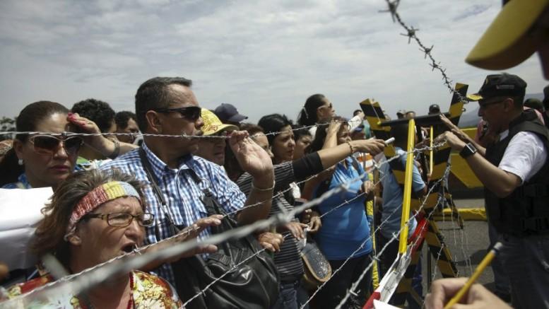 Las FOTOS Más Impactantes del cierre de la frontera