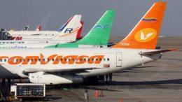 Maiquetía líneas aéreas venezolanas