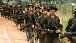 farc insurgentes guerrilleros
