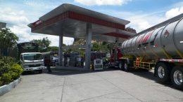 contrabando de gasolina