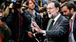 Rajoy y Psoe pactan elecciones en Cataluña