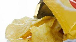 Bolsas de papas fritas