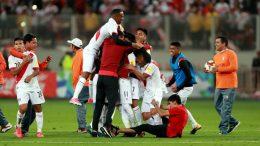 Perú repesca contra Nueva Zelanda