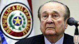fifa corrupcion conmebol Nicolás Leoz