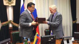 rusia venezuela firman renegociación de deuda