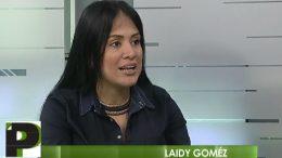 Laidy Gómez gobernadora del Táchira