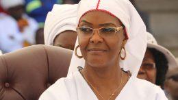 esposa de Mugabe