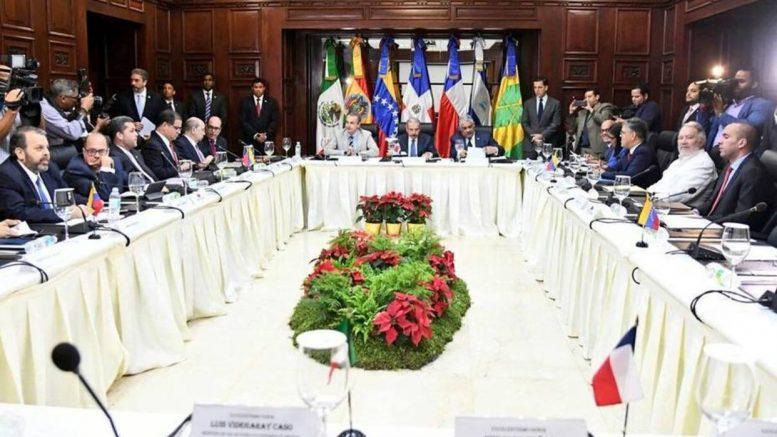 Diálogo en República Dominicana