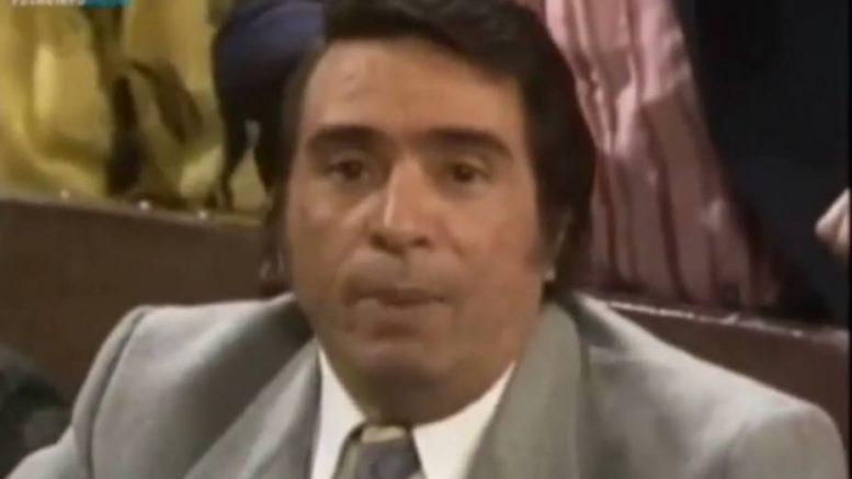 nelson Paredes actor de Radio Rochela